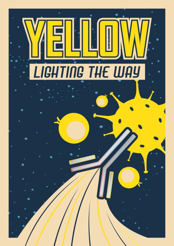 NovaFluor Yellow Conjugation Kit Product Image